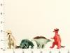 Динозавр арт. A184-DB рез.