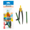 Циркуль козья ножка JOSEF OTTEN 189  пластик+карандаш пласт пакет