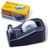 Диспенсер BRAUBERG для клейкой ленты настольный, утяжеленный, средний, 440014