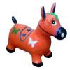 Животные 'Попрыгун' Ослик темно-оранжевый И-9709