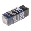 Ластик BG 'Black' 41*15*14 синтет прямоугольный черный 627
