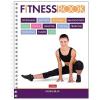 Ежедневник для фитнеса Hatber 'Sportlife' А5 96л глянцевый ламированный картон, спираль