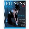 Ежедневник для фитнеса Hatber 'Training your life' А5 96л глянцевый ламированный картон, спираль