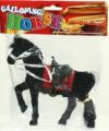 Лошадь 2545-1 13см в пак.