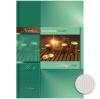 Блокнот А4 80л ПРОФ-ПРЕСС PROFIT 'Монеты и диаграммы' блок серый 80-2765