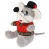 Мульти-пульти Мышка в русском костюме 15см без чипа в пак.