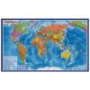 Карта Мира политическая М1:28млн 117*80 ламин GLOBEN КН045