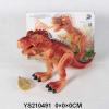 Динозавр арт. 881 Тиранозавр с дымом, подсветка глаз, звук, в кор.