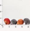 1Toy Мелкие пакости жмяка ежик 7.5 см в дисп.