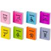 Ластик BERLINGO 'Fairy Tales', термопластичная резина, цвета ассорти, 28*25*7мм 00410