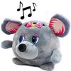 Мягкая игрушка-копилка KWELT музыкальная Мышка 11см