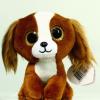 ABtoys Собачка коричневый 15 см M0023