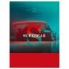 Дневник BG 'Super Car' 1-4 кл. 7939 матовый ламинированный картон, металлизация, 48л