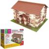 Архитектурное моделирование Домик в деревне 260 дет. 1301  Master IQ²  их кирпичиков
