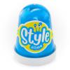 Лизун STYLE SLIME  Голубой с ароматом тутти-фрутти 130мл. Сл-016