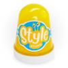 Лизун STYLE SLIME  Жёлтый с ароматом банана 130мл. Сл-013