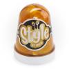Лизун STYLE SLIME  Золотой с ароматом банана 130мл. Сл-017