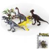 Динозавр арт. 532-4RN с подвижными суставами, набор в пак.