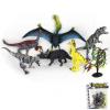 Динозавр арт. 532-6RN с подвижными суставами, набор в пак.