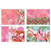 Альбом для рисования 20л BG 'Цвет фламинго' ассорти  скрепка мелов 7367