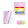 Обложка 212*347 'Fizzy Neon' А5 ПВХ 100мкм для дневников/тетрадей 12шт/уп ERICH KRAUSE  49916