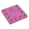 Блок для записей ATTOMEX малиновый неон 76*76 100л 2010915