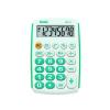 Калькулятор карманный 08-разрядный UNIELК 6*10см бирюзовый UK-11B