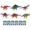 Динозавр арт. Q9899-ZJ27/DT 6 видов в ассорт. в/п 16*12*3 см