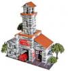 Архитектурное моделирование Пожарная часть 700 дет.
