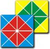 Квадрат Воскобовича 4-хцветный