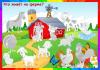 Игра на липучках 'Животные Ферма 2'