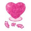 Головоломка 3D пазл Сердце со светом 40 дет